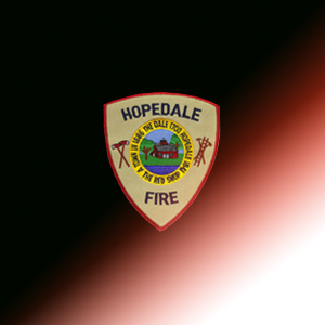 Hopedale Fire Department Patch